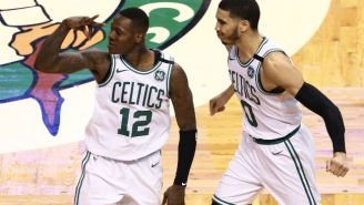 Terry Rozier Argued Eric Bledsoe's Trash Talk Is 'Too Late' To Motivate Him