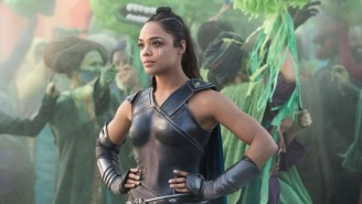 Tessa Thompson Trolled Marvel Fans Over The Whereabouts Of Her 'Thor' Character During 'Infinity War'