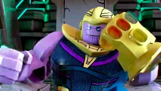 'Lego Marvel Super Heroes 2' Is Getting Some Timely 'Infinity War' DLC