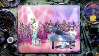 The Chainsmokers' Explore Temptation Through Time In The Illustrated Video For 'Somebody'