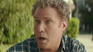 Will Ferrell's Incredible Interview With Joaquin Phoenix Shows Off Some Bizarre Journalism Skills