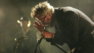 The National Are Doing Their Part To Make Festivals Feel More Personal With Their First-Ever 'Homecoming' Fest