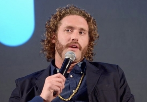 T.J. Miller Was Arrested For Reportedly Making A False Bomb Threat On A Train