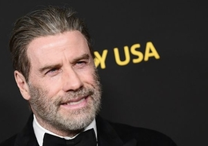 John Travolta Is An Unrecognizably Creepy Stalker In The Fred Durst-Directed 'Moose'