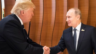 The Kremlin Claims That Trump Invited Vladimir Putin To Meet At The White House