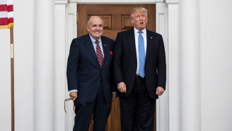 Rudy Giuliani Is Joining Trump's Legal Team To 'Negotiate An End' To The Mueller Probe