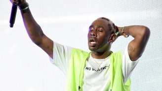 Tyler The Creator Shares An Intriguing Demo Version Of An Incomplete 'Flower Boy' Track