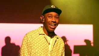 Tyler, The Creator Loves Trouble's 'Bring It Back' So Much That He Remixed It