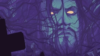 A New Undertaker Graphic Novel Will Tell The Dead Man's Life Story