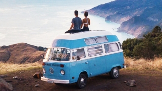 A Van Life Couple Explains How To Stay Fit On The Road