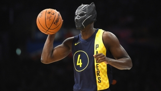 Victor Oladipo Explained The Origin Of His 'Black Panther' Dunk At All-Star Weekend