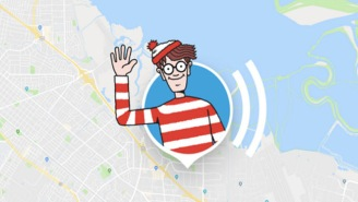 Google Maps Is Letting People Play A Global 'Where's Waldo' Game To Celebrate April Fool's Day