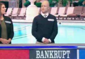 This 'Wheel Of Fortune' Contestant Lost Big After Mispronouncing His Solved Puzzle