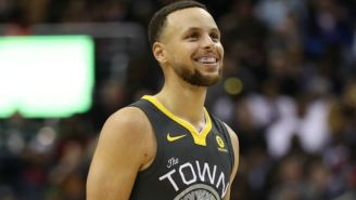Steph Curry Tops The List Of Best Selling NBA Jerseys For The Third Straight Season