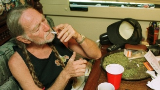 You Can Now Buy Willie Nelson's Weed From California Dispensaries