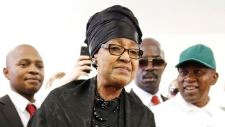 Winnie Mandela, South African Activist And Former Wife Of The Late Nelson Mandela, Dies At 81