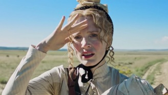 Jessica Chastain Goes West In The 'Woman Walks Ahead' Trailer