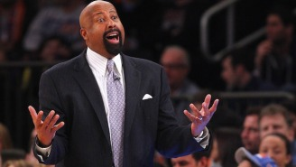 Mike Woodson Would 'Like To Finish What I Started' With The Knicks