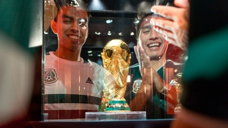 The FIFA World Cup Trophy Tour Helps Keep The Dream Of Football Alive For Fans