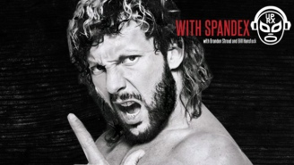McMahonsplaining, The With Spandex Podcast Episode 34: Our WrestleMania Preview And Kenny Omega
