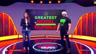 Turns Out The 'Leaked WrestleMania Set' Design Was For The Greatest Royal Rumble
