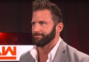 Zack Ryder Is Injured And Will Not Compete In WWE's Greatest Royal Rumble