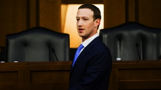The Senate Is Afraid To Govern. That's Great News For Facebook.