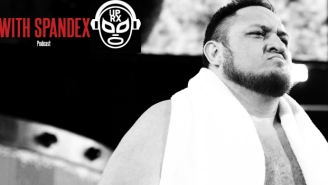 McMahonsplaining, The With Spandex Podcast Episode 39: Samoa Joe