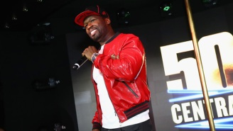 Yes, 50 Cent Really Is Calling Out MMA Legend Quinton 'Rampage' Jackson