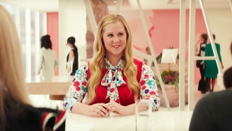 Amy Schumer Completely Misunderstands The Frustration Surrounding 'I Feel Pretty'