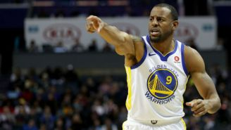 Steve Kerr Believes The Warriors Would Have Beaten Houston In Five Games If Andre Iguodala Played