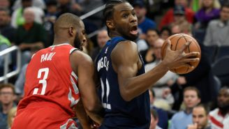 Andrew Wiggins Promised Better Days Are Ahead After He 'Didn't Have The Best Season'