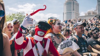 Red Bull Radio's 'Live From Detroit' Week Will Coincide With The City's Movement Music EDM Festival