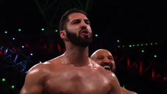 Ariya Daivari Apologized For His Greatest Royal Rumble Appearance After Receiving Death Threats