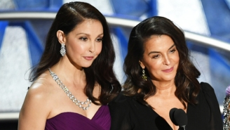 Annabella Sciorra And Ashley Judd Express Disappointment Over The Handling Of Harvey Weinstein's Arrest