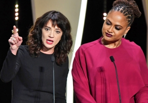 Asia Argento Calls Cannes Harvey Weinstein's 'Hunting Ground' In A Blistering Festival Speech