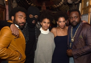 The 'Atlanta' Cast Dancing To TLC's 'Creep' In Silk Pajamas Is The Mid-Week Pickup You Need