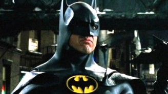Michael Keaton Ended A Commencement Speech By Reminding Everyone He's Batman