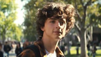 Timothée Chalamet Is Breaking Hearts Again In The 'Beautiful Boy' First Look