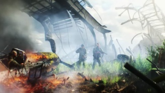 Trevor Noah Shows Off 'Battlefield V' And The Series' Impressive Return To WWII