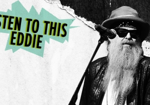 ZZ Top Guitarist Billy Gibbons Has The Key To Happiness