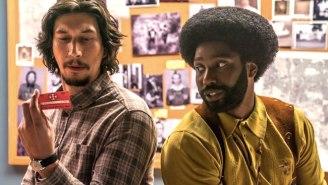 A Black Cop Infiltrates The Ku Klux Klan In Spike Lee's 'BlacKkKlansman' Trailer