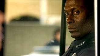 'Bosch' And Lance Reddick Gave Us One Of The Best GIFs In History