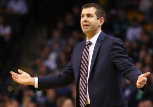 Brad Stevens Discussed His Uncanny Resemblance To Presidential Hopeful Pete Buttigieg