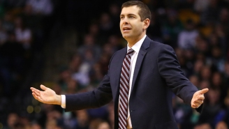 Brad Stevens Shrugged Off His Coach Of The Year Snub And Praised Dwane Casey's Win