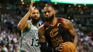 Marcus Morris Thinks He's The Best Guy In The NBA To Guard LeBron James 'Outside Of Kawhi'