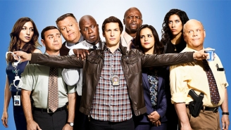 Andy Samberg Thinks 'It Was A Good Moment' For 'Brooklyn Nine-Nine' To Leave Fox (And Fox News) Behind