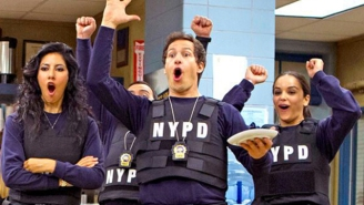 Watch The Weirdly Action-Packed Trailer For The Next Season Of 'Brooklyn Nine-Nine'