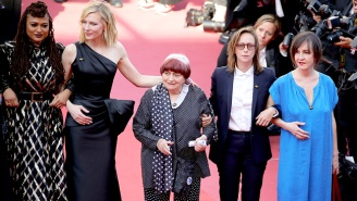 Cate Blanchett And 81 Other Women From Hollywood Stood For Gender Equality At Cannes