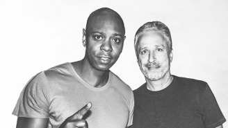 Dave Chappelle And Jon Stewart Are Teaming Up For A Limited Stand-Up Comedy Tour